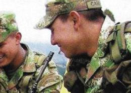 soldat en colombie