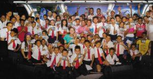 Séminaire SNTD dans un collège en Colombie