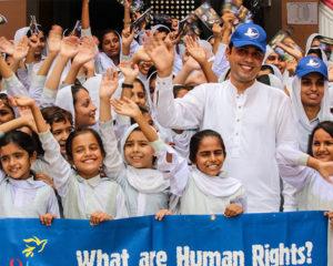 manifestation pour les droits des femmes